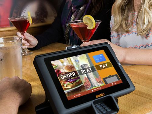 Tabletop Tablets At Chain Restaurants Are Making Servers' Lives Miserable