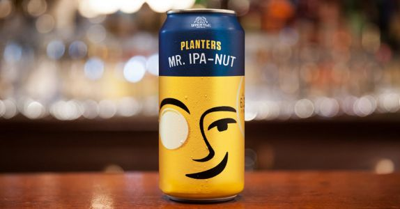 Planters Releasing Peanut-Flavored 'Mr. IPA-Nut' Beer