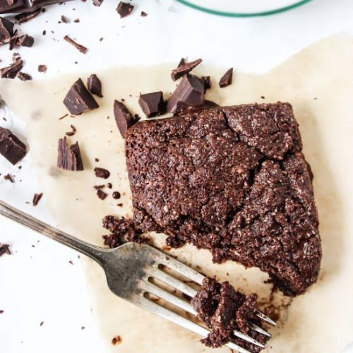 Single Serve Paleo Brownie