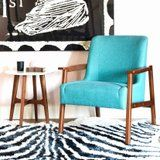 As Soon as I Tell Guests My Midcentury Modern Chair Costs $149 at Walmart, They're Shocked