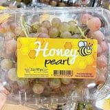 "Trader Joe's New Honey Pearl Grapes ""Taste Like Lychee,"" So Get Them Before They're Gone"