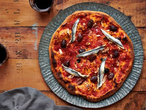 The Next Pizza You Make at Home Should Be This Anchovy Pie From Austin's Bufalina