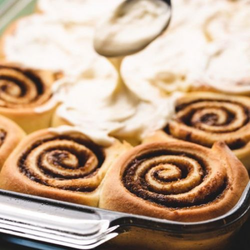 Nothing But Center Cinnamon Rolls