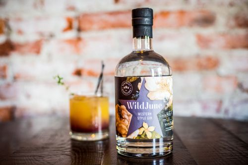 Drink of the Week: District Distilling's Wild June Gin