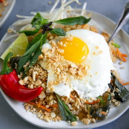 Easy Thai Fried Rice
