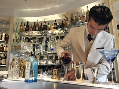 World's 50 Best Bars: London Takes the 1 Spot