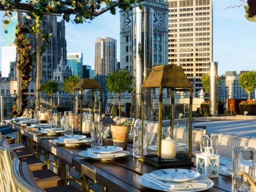 Can Trump Tower Chicago's New Lower-Priced Restaurant Succeed?