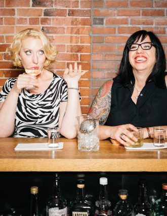 Misty Kalkofen and Kirsten Amann on Women Who Inspire