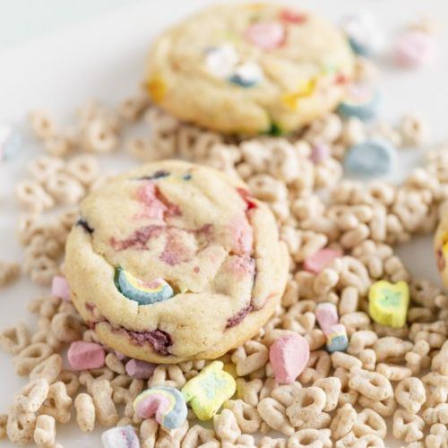 Lucky Charm Cookies