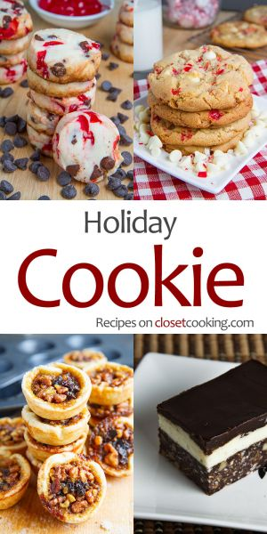 Holiday Cookie Guide