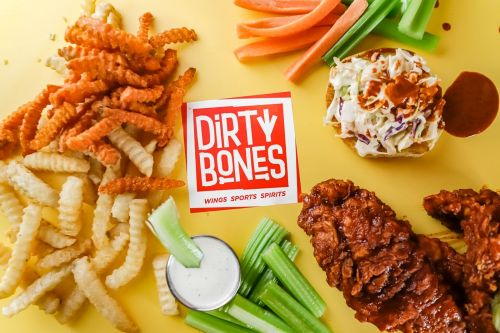 Get Ready to 'Get Dirty' at West 7th's New Wing Spot: Dirty Bones, Opening March 17