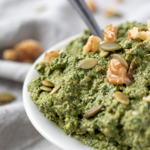 Parsley-Dill Pesto