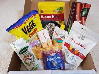 Cruelty Free Shop May 2019 Vegan Mystery Box