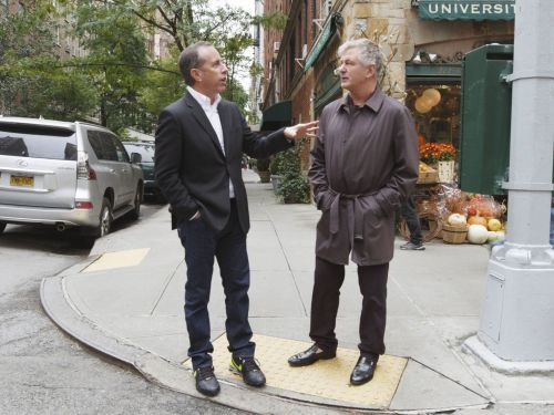Jerry Seinfeld Wears Out His Welcome in Netflix's 'Comedians in Cars Getting Coffee'