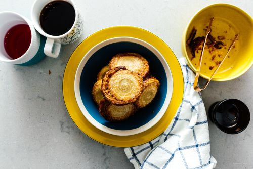 Super Easy 2 Ingredient Small Batch Caramelized Palmier Pinwheels