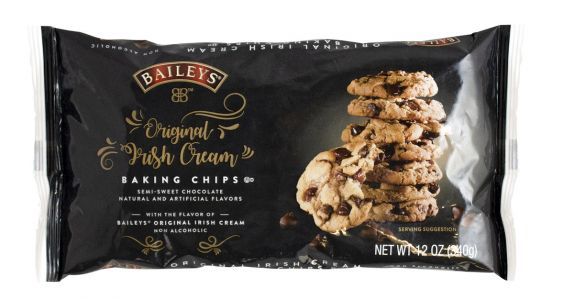 Baileys Just Debuted Irish-Cream-Flavored Baking Chips