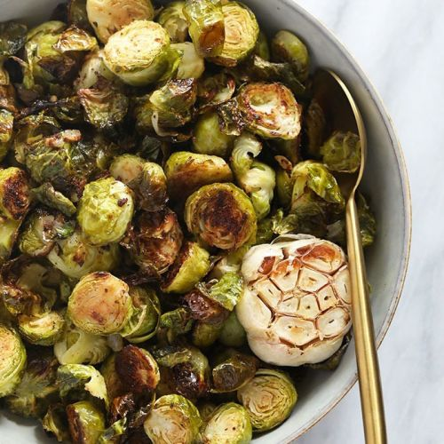 How to Roast Brussels Sprouts