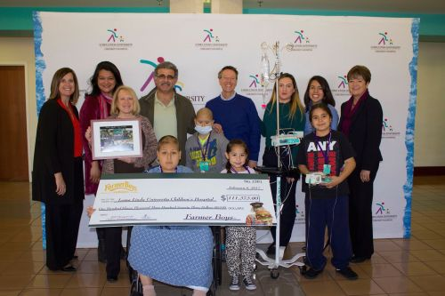 Farmer Boys Announces Annual Fundraiser Benefiting Loma Linda University Children's Hospital