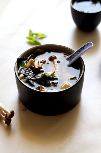 Easy, Homemade Miso Soup