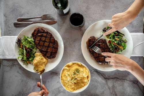 Recreate The Restaurant Valentine's Day Experience With Barbecue At Home