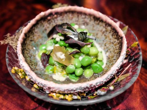 At Atelier Crenn, Modernism Expresses the Chef's Childhood Memories