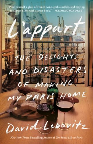 L'Appart, now available in Paperback!