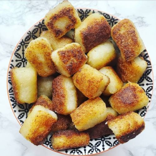 Homemade Cauliflower Gnocchi
