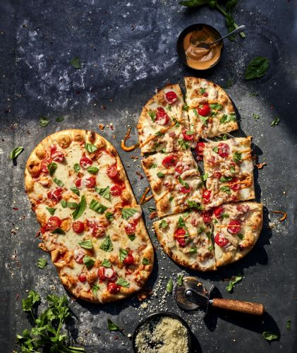 Panera Rolls into the Pizza Category with Launch of Three New Flatbread Pizzas