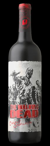 Blood Red Blend: Our Thoughts on The Walking Dead Wine