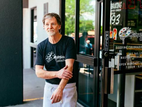 Masterpiece Cakeshop Baker Claims He's Being Persecuted for His Beliefs Again