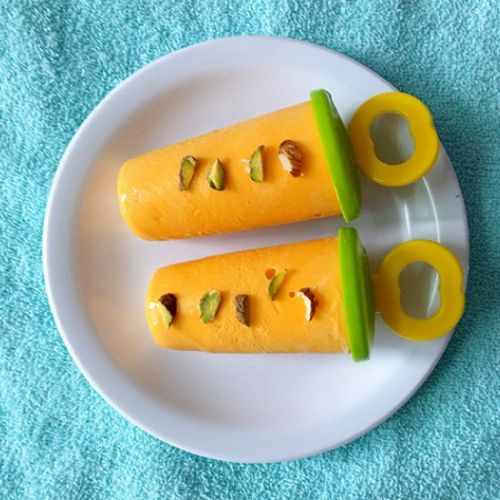 Sugar Freee Mango Kulfi