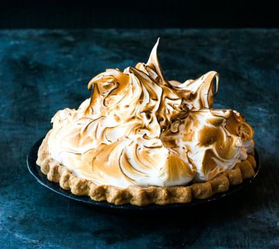 Christine Moore's Lemon meringue pie