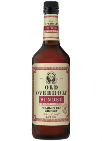 Drink of the Week: Old Overholt Bonded Straight Rye Whiskey
