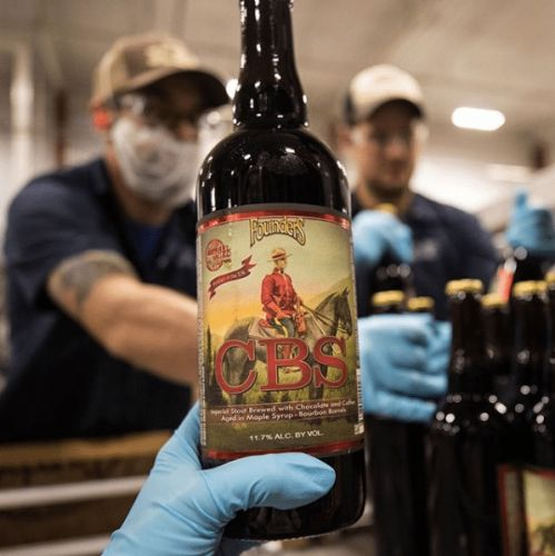 Founders Releases Sought-After Canadian Breakfast Stout
