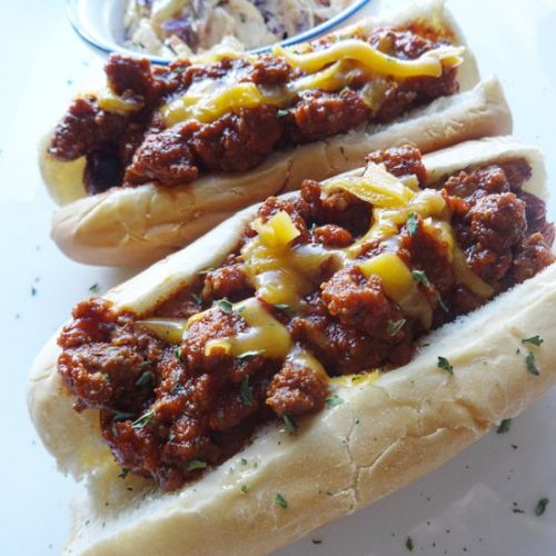 Hot Dog Chili Recipe