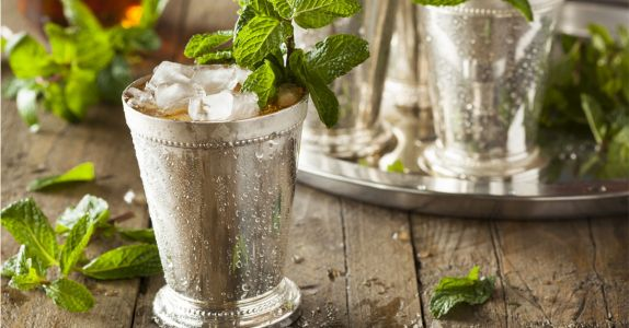 Best Practices: Mint Juleps Are Engineered to Beat the Heat
