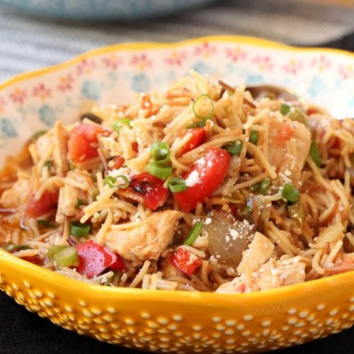 Fideo Pasta One-Skillet Meal