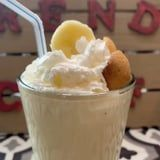 This Banana Pudding Milkshake Includes Crushed Up Nilla Wafers and Vanilla Jell-O