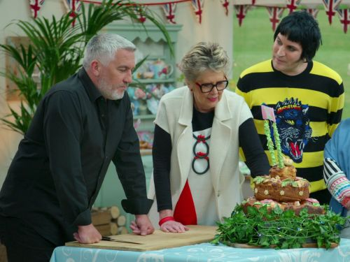 Gird the Tent: The Derry Girls Are Coming to 'The Great British Bake Off'
