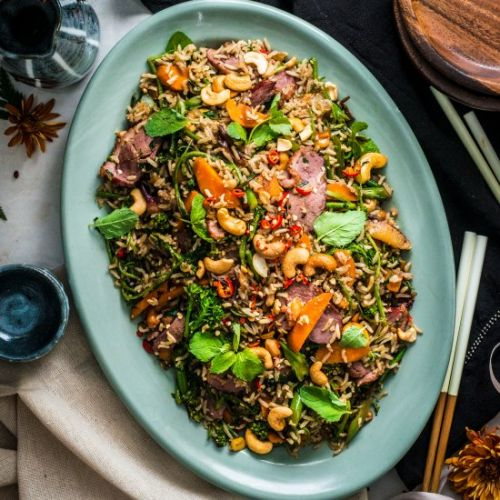 Duck Fried Rice