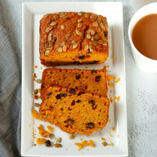Easy No Mixer Pumpkin Bread