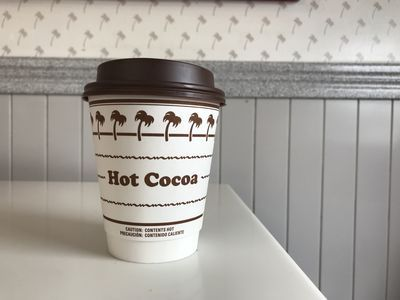 In-N-Out Has Added Hot Cocoa to Its Menu