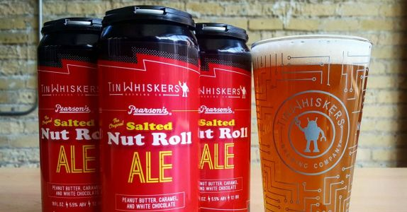 The Salted Nut Roll, Your Favorite Brewer's Favorite Candy Bar