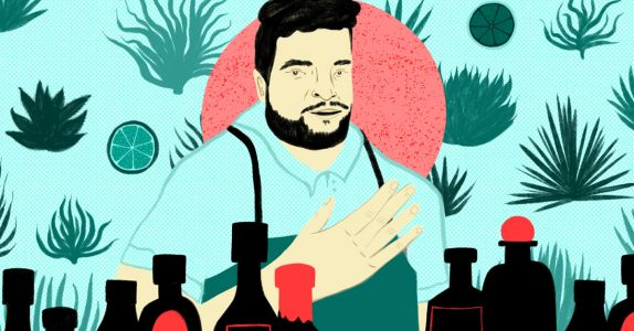 Bartender Lucas Assis Wants to Save TikTok From Celebrity Tequila
