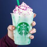 What on Earth Is in Starbucks's Crystal Ball Frappuccino? We Have Your Answer