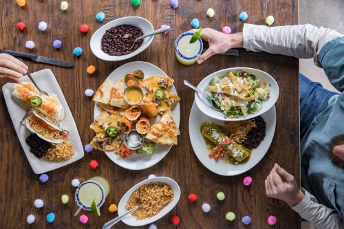 More than 150 Ways to Enjoy Authentic Mexican Food Favorites for Just $5 - Now Through April 8th!
