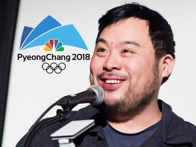 David Chang Is NBC's Food and Culture Expert for the 2018 Winter Olympics