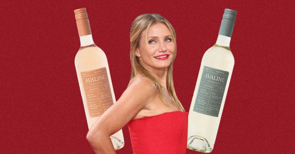 Cameron Diaz Launches Organic Wine Brand, Avaline