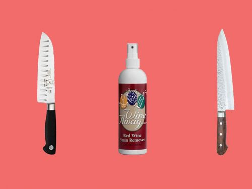 Red Wine Remover, Chef's Knives, and More Things to Buy This Week