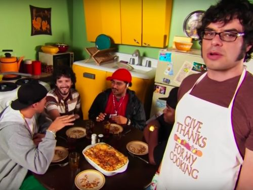 Three Food-Filled 'Flight of the Conchords' Episodes to Watch This Weekend